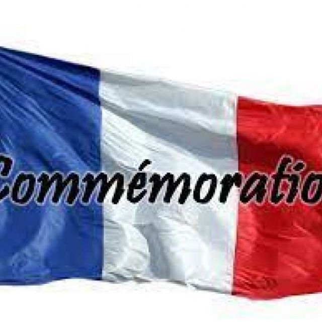 Commémorations nationales