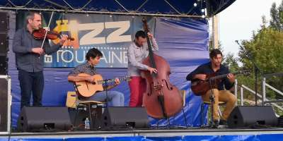 Concert Jazz en Touraine